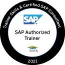 SAP Authorized Trainer