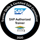 SAP Authorized Trainer